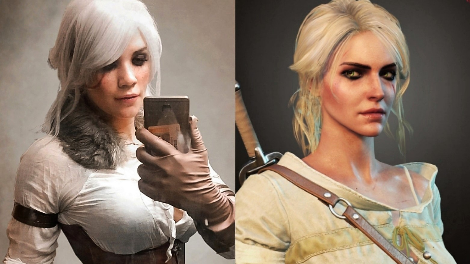 The Witcher 3 Cosplay Of Ciri Is Easily Better Than The Real Character Gaming Thrill