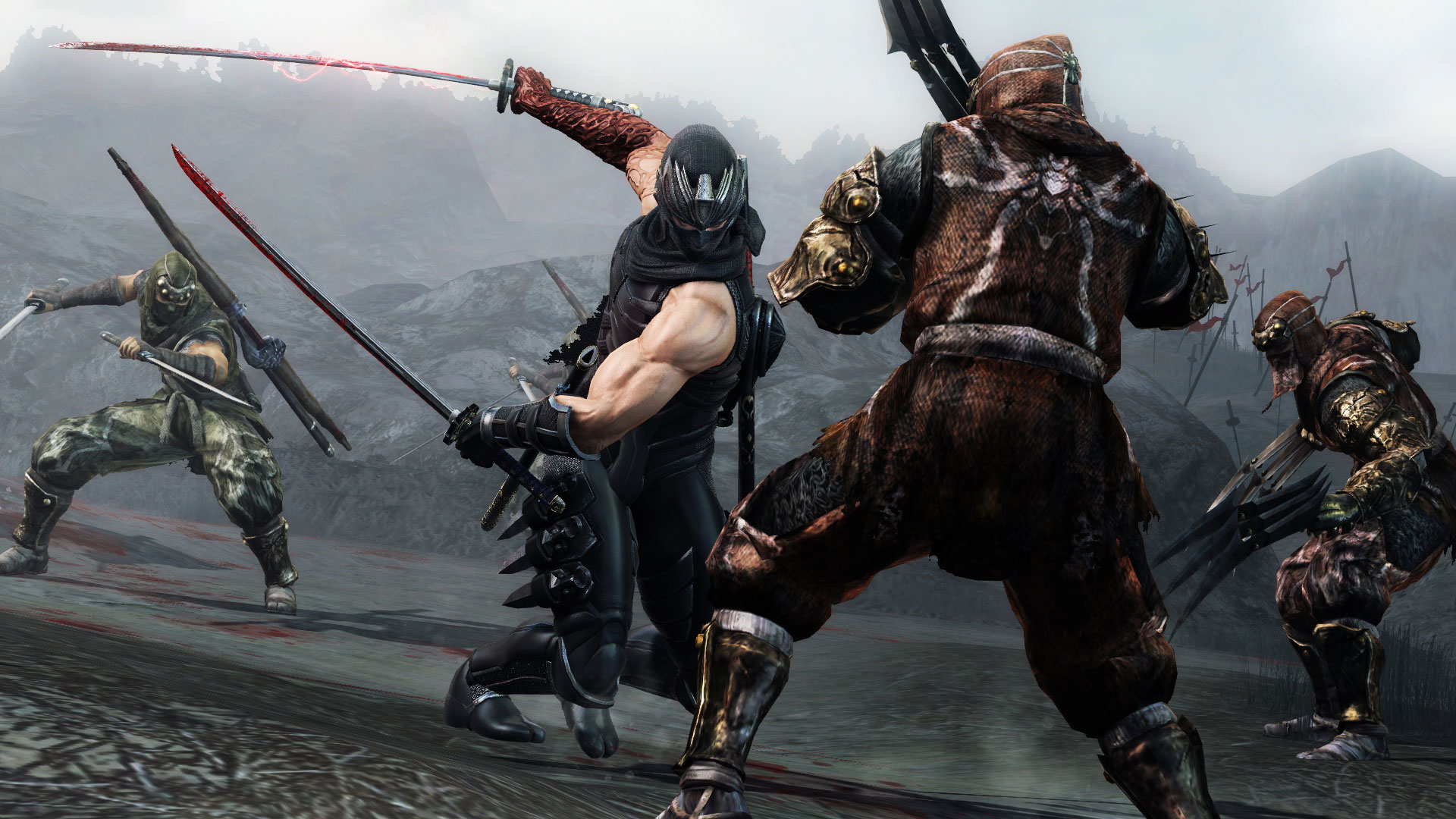 Ninja Gaiden 3 And Trials Evolution Are Now Backward Compatible On