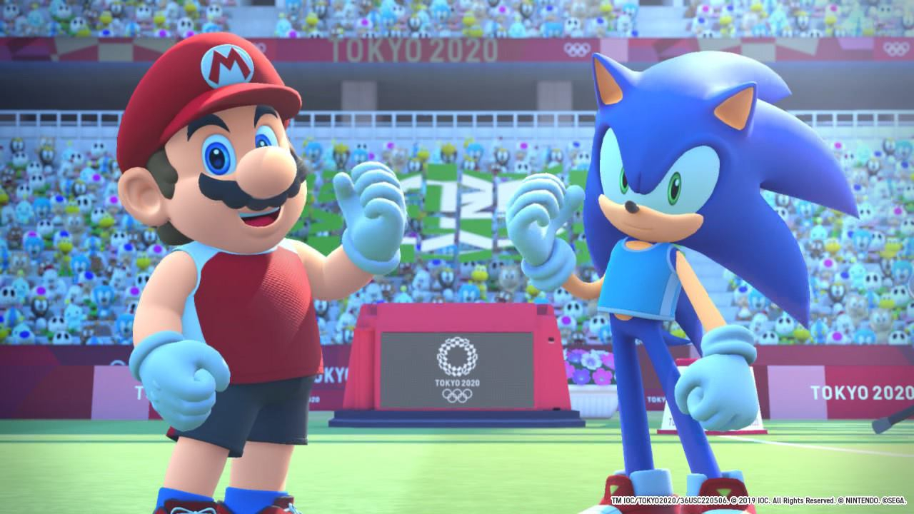 November 2020 Games With Gold.Mario Sonic At The Olympic Games Tokyo 2020 Review Going