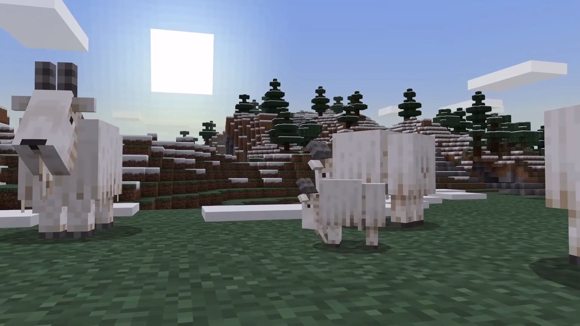 Minecraft Goat - Where To Find, How To Tame and Breed ...